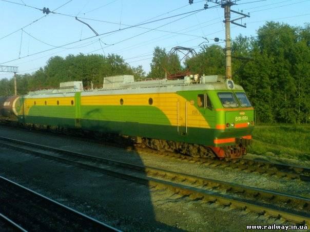 Электровоз ВЛ11м.