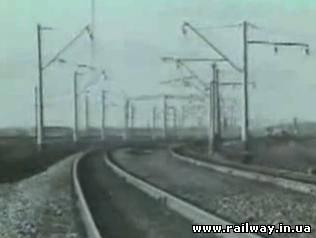 Контактная сеть электрофицированных железных дорог