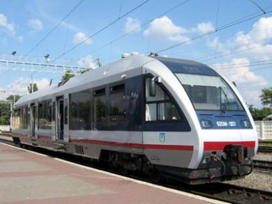Рельсовый автобус 620М