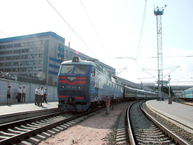 Станция Дарница