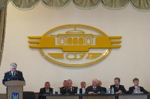 Награждение Одесской железной дороги