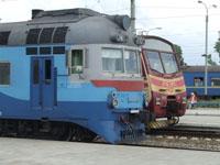 пригородные поезда