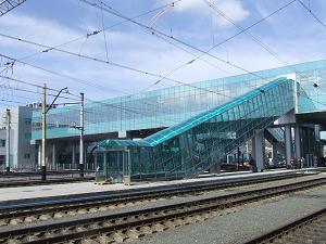 Вокзальный комплекс Донецк